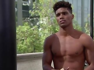 Rome Flynn - Sexy Shirtless/smooching/making Out/fuck-a-thon...