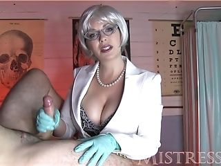 Addiction Mistress T Gives A Nice Arm  - Mistress Tangent