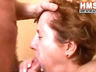 Cumpilation Of Horny Matures Facials