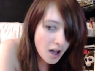 See Lucy Grind On Her Hitachi To Squirt