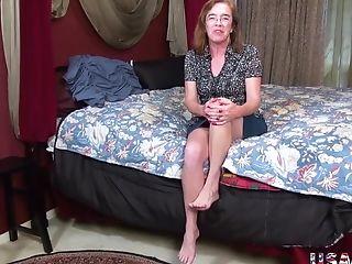 Usawives Hairy Matures And Mummy Cooters Got Fucktoys