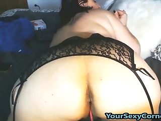 Bbw Cougar Latina Is Up For Hard Ass-fuck And Twat Fuck
