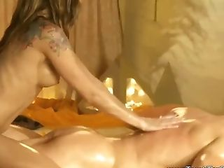 Using Her Bod To Soften Him