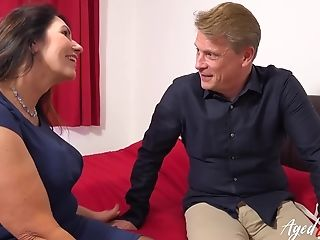 Agedlove Real Estate Matures Seduced And Fucked