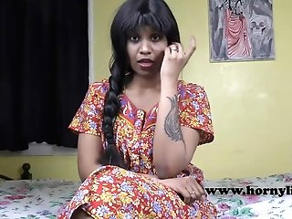 Horny Lily Sexy Indian Mummy Role Have Fun