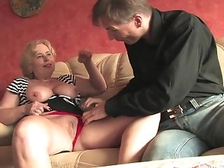 Bbvideo.com Matures German Lady Takes A Hard Penis