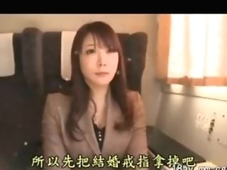Japanese Wifey Cheating Her Hubby!! Internal Cumshot