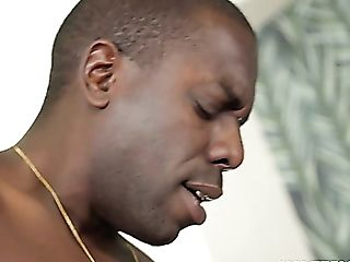Lewd Hubby Of Daphne Klyde Lets Black Stud Joins Them For Mmf...