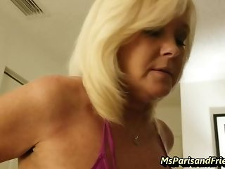Taboo Mommy Instructs Her Sonny About Femmes