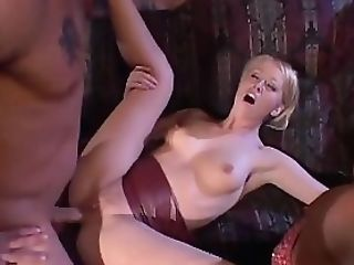 Hubby Fucks Another Woman In Front Of His Wifey