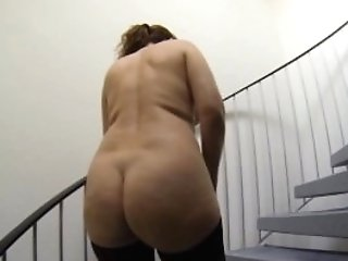 My Big Matures Butt In Slow-mo