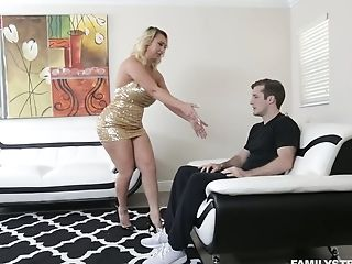 Juggy And Bootyful Cougar Nina Kayy Gets Her Mounds Fucked And Jizzed
