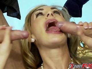 Cougar Maid Tanya Tate