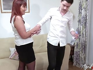 Agedlove Matures Lady Railing Youngster Penis Hard