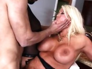 Huge-titted Blonde Alura Jenson Fuck Her Neighbor