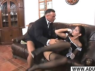 Crazy Step-mama Valentina Rossini, Stacy Silver Rail Pecker Hot...