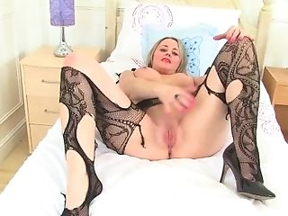 An Older Woman Means A Lot Of Super-naughty Joy Part...
