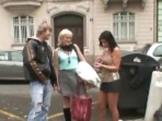 """""""70 Years Old Blonde Escort Rails His Youthfull Hard-on"""""""