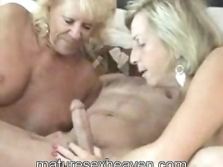 Matures Threesome