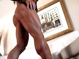 Muscular Glutes Dl