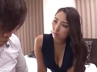Six - Japanese Mom Care About The Future Of Cherry Sonnie -...