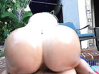 Enormously Giant Boobed Brooke Beretta Keeps On Railing Dick At...