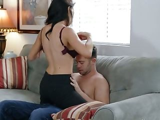 Slender Stunner With Succulent Melons Silvia Saige Gets Fucked And...