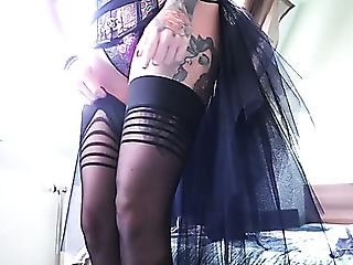Bodacious Hoe Megan Inky Actually Loves Frigging Fuck Holes Of Her...