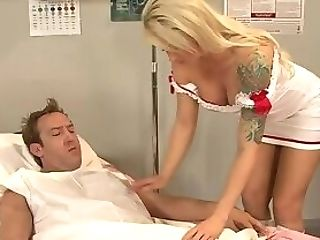 Blonde Cougar Loves Dick