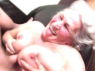 Granny Norma - Big Titties Matures Whore Porno