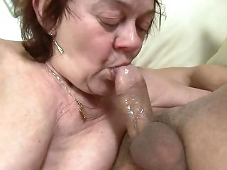 Hungarian Granny Gilf Porked In Stockings - Gross Euro Pornography...