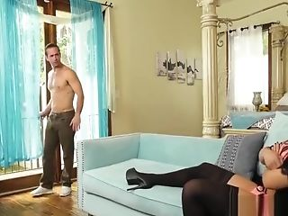 Cougar Entices The Plumber- Sheena Ryder