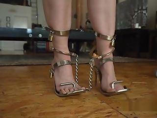 Self Restraint Bondage Metal