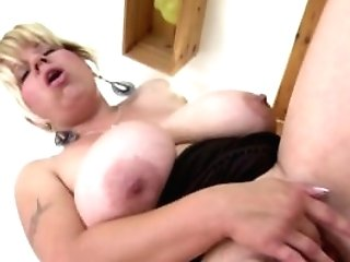 Best Huge-chested Matures Not Mom With Thirsty Vagina