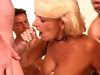 My Granny Is A Spunk Cockslut