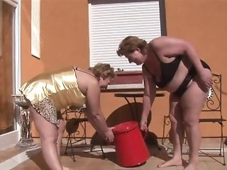 These Matures Bbw Supersluts Know How To Put On A Fine All Girl Flash