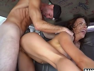 Whorish Chick Alexis Fawx Gets Her Cootchie Fucked By One Decadent...