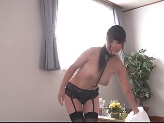 Yu Shinohara Plays With The Prick In Horny Modes - More At Javhd.net