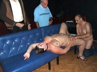 Black gangbang hardcore hot milf banged at