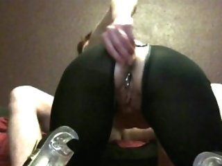 Inexperienced Fuckslut Hard Anal Invasion Playing !! She Rips Her...