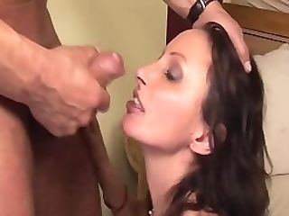 Big Chisel Deepthroat Loving Mummy Loves Her Frist Extreme Deep...