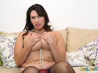 Europemature Solo Matures Lady And Her Fantasies
