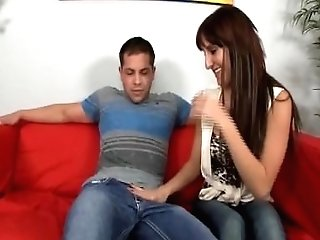 Big-boobed Matures Lady Inhales A Dick