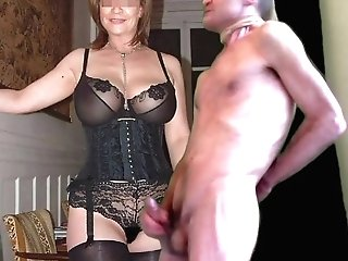 Cheating Jism For Matures Big-chested Wifey In Stockings