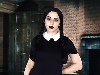 Uncle Fester's Home - Wednesday Addams Taboo Roleplay