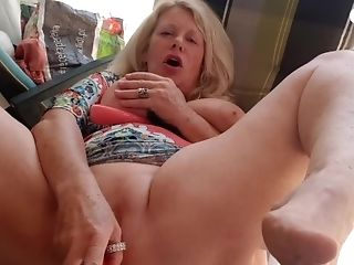 Matures 50 Year Old Mummy Squirts All Over Her Equipment |...