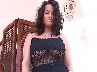 Bea Flora - Black Undergarments Hd (ai Upscale)