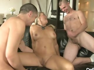 Green Eyed Matures In Yellow G-strings Wants To Have Fun With...