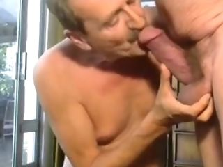 Two Old Daddys Having Hot Fucky-fucky