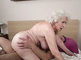 Fat Matures Biotch Norma Is Actually Good Enough To Rail Dick On Top
